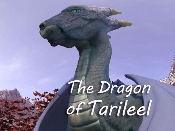 The Dragon of Tarileel, a Phantomworlds short