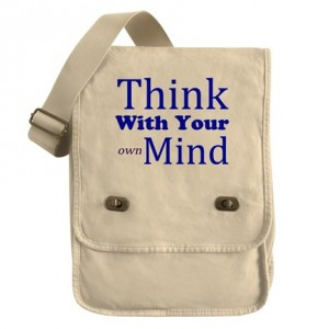 think_with_your_own_mind_field_bag